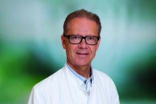 Dr. med. Peter Dahl, Chefarzt der Klinik für Gefäßchirurgie. Foto: Asklepios