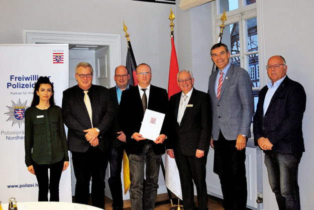 Übergabe des IKZ-Förderbescheids im Rathaus der Stadt Bad Wildungen am Mittwoch, dem 7. November 2018. Foto: nh