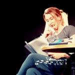 Autorenlesung mit Marie-Christin Spitznagel. Foto: nh