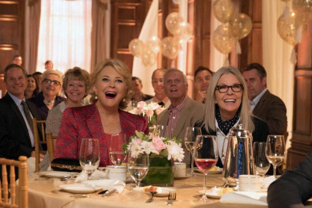 Candice Bergen (li.) und Diane Keaton wandeln in »Book Club« auf den Spuren romantischer Liebe. Foto: Paramount Pictures