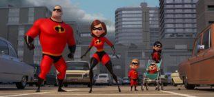 Die Unglaublichen sind hin- und hergerissen zwischen Familienleben und Superkräften. Animation: Pixar Studios