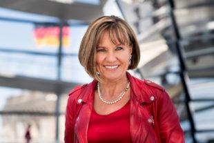 Esther Dilcher, MdB, aus Hofgeismar kommt als Gastreferentin der ASF nach Melsungen. Foto: nh