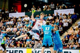 MT Goalgetter Finn Lemke hat in Stuttgart eine starke Leistung gezeigt. Foto: Käsler