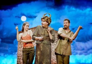 Das Kabarett Berliner Distel kommt nach Gudensberg. Foto: Chris Gonz