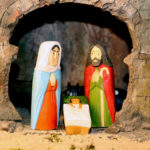 Die Urgeschichte der Christenheit wird an Heiligabend als Krippenspiel in der Hephata-Kirche aufgeführt. Foto: Hephata