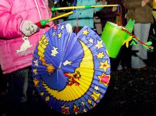 Die Hephata-Kindertagesstätte lädt zum Laternenumzug ein. Foto: nh