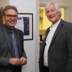 Maik Dietrich-Gibhardt (li.) und Friedhelm Faecks. Foto: nh