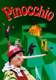 Pinocchio muss am Rotkäppchensonntag seine Abenteuer bestehen. Repro: nh