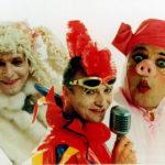 Der Sängerwettstreit der Tiere wird am 4. November im Theaterzelt aufgeführt. Foto: Theater Chapiteau