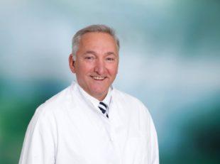 Dr. Jens Zemke, Chefarzt der Geriatrie an den Asklepios Kliniken in Schwalmstadt und Melsungen. Foto: Asklepios