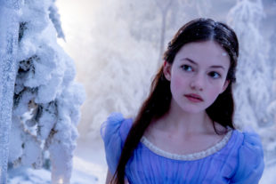 Clara (Mackenzie Foy) in »Der Nussknacker». Foto: nh
