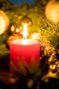 Besinnliches zur Weihnachtszeit bietet der Advent in den Höfen. Foto: Hephata