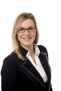 Kathrin Laurier, Geschäftsführerin der Breitband Nordhessen GmbH. Foto: BNG