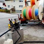 Breitbandausbau jetzt, fordern die Landräte. Foto: Breitband Nordhessen GmbH