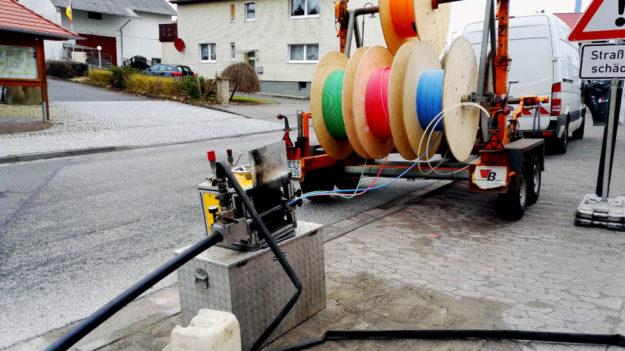Der Breitbandausbau kommt voran, Genehmigungen für die Vectoring-Technologie sind erteilt. Foto: Breitband Nordhessen GmbH