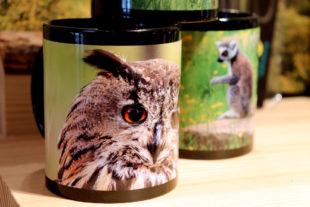 Im Tierpark gibt es auch eine ganze Reihe schöner Shopartikel. Foto: nh