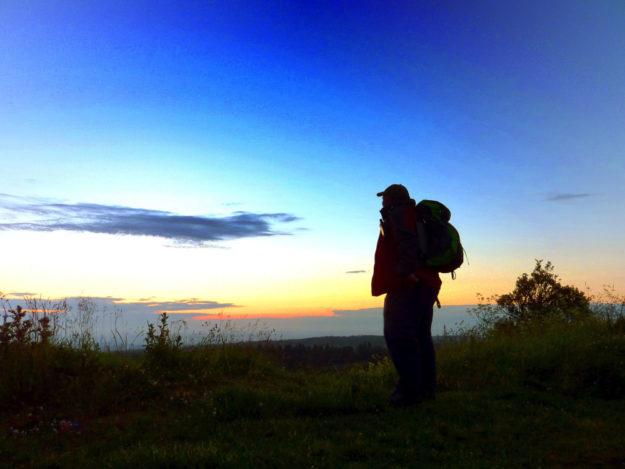 Der »Wanderspaß für Nachtaktive« steht auch 2019 in den Veranstaltungskalendern von Rotkäppchenland und Schwalm-Touristik. Foto: nh