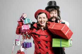 """Höhepunkt für Kinder: Das Musiktheater Lupe zeigt das Stück """"Wolff und Weihnachtsstern"""". Foto: nh"""