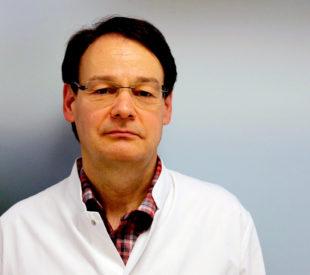 Torsten Hauke, Oberarzt der Gefäßchirurgie am Klinikum Schwalmstadt. Foto: Asklepios