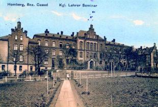 Ein Bild aus der Anfangszeit des Königlich-Preußischen Lehrerseminars. Foto: BTHS-Schulmuseum