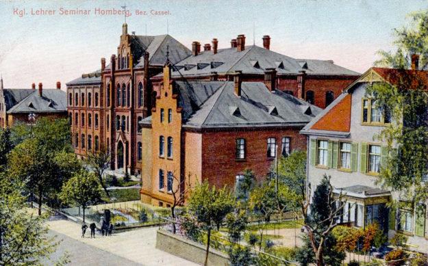 Das einstige Lehrerseminar feiert am 24.02.2019 sein 140-jähriges Jubiläum. Foto: BTHS-Schulmuseum