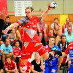 Am 2. Februar gibt es wieder Bundesliga-Handball in der Melsunger Stadtsporthalle – so wie zuletzt im August 2018 beim Sparkassencup mit Tobias Reichmann (Foto) im Spiel gegen Erlangen. Archivbild: Hartung