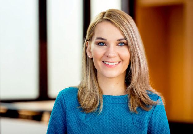 Wiebke Knell, Vorsitzende der FDP-Kreistagsfraktion Schwalm-Eder. Foto: nh