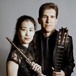 Ming Wang und Boris Tesic. Foto: nh