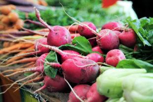 Regionale Frischeprodukte machen einen guten landwirtschaftlichen Markt aus. Foto: Attwood | unsplash