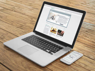 Presseportal.de punktet mit neuem responsiven Design. Foto: obs/news aktuell GmbH