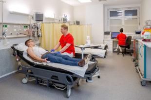 Das Hospital zum Heiligen Geist hat seine ZNA für rund eine Million Euro modernisiert. Foto: nh