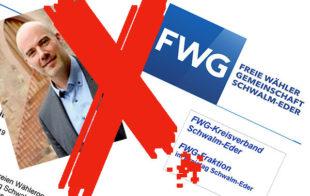 Der Austritt Dr. Pohls aus der FWG-Kreistagsfraktion reißt immer tiefere Gräben. Montage: gsk | SEK-News