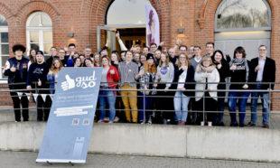 Das Gruppenbild zur Jugendkonferenz. Foto: nh