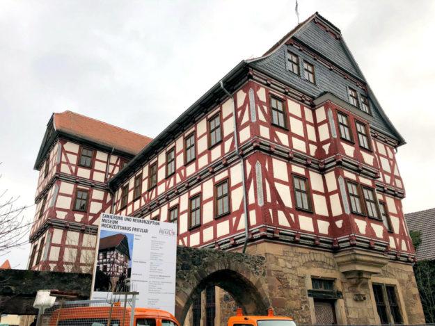 Hochzeitshaus Fritzlar