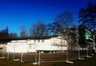 Mit veranschlagten 220.000 Euro sind die Sanierungskosten keine Kleinigkeit. Fördermittel sollen beschafft werden. Foto: nh