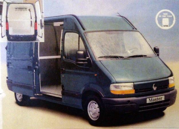 Wer erinnert sich noch an den dunkelgrünen Renault Master des Melsunger Familienvaters? Foto: Polizei