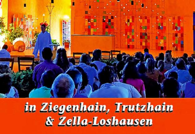 Die Kirchengemeinden laden zu ihren monatlichen ökumenischen Taizé-Andachten ein. Foto: nh