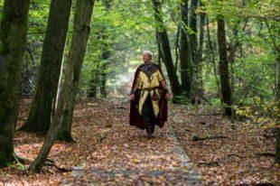 Die romantische Seite der Märchen (hier: Dornröschen in Hofgeismar) ist eine von vielen touristischen Facetten der Region Nordhessen. Foto: Grimm Heimat