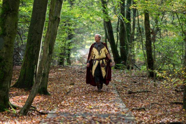 Die romantische Seite der Märchen (hier: Dornröschen in Hofgeismar) ist eine der mannigfaltigen touristischen Facetten der Region Nordhessen. Foto: Grimm Heimat