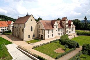 Kloster Haydau aus Richtung des Hotels Kloster Haydau aufgenommen. Foto: nh
