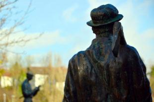 Die Bartenwetzer gaben der Fachwerkstadt Melsungen an der Fulda ihren Beinamen. Foto: Schmidtkunz