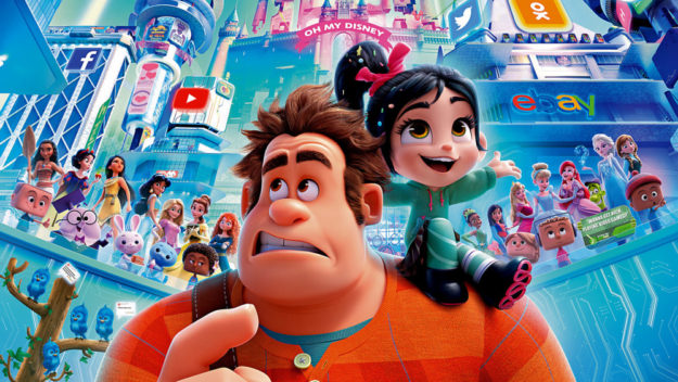 Chaos im Netz -- Ralph reichts 2. Bild: Disney