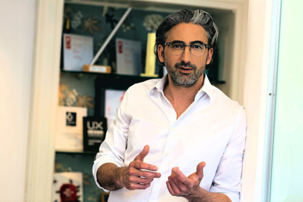 Oliver Gerstheimer, Managing Director der Kasseler Chilli Mind GmbH. Foto: IHK