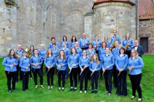 Das Blasorchester Brunslar gastiert am 7. April in der Gudensberger Stadtkirche. Foto: nh
