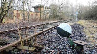 Die alte Bahntrasse Schwalmstadt-Homberg könnte nach Worten der FWG ein attraktiver Radweg werden. Foto: Utpatel