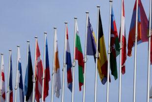 Flaggen der Europäischen Union. Foto: pixabay