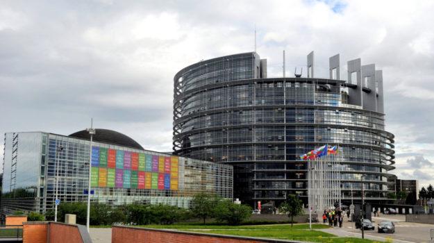 Das Europaparlament in Straßburg. Am 26. Mai 2019 bestimmen die Bürger, wer in der EU das Sagen haben soll. Foto: nh | pixabay