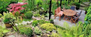 Ein naturnaher Garten trägt zur Wohn- und Lebensqualität bei. Foto: pixabay