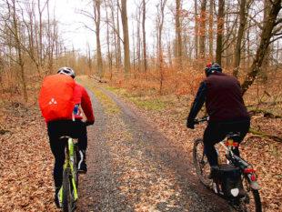 Die Mountainbike-Tour am Sonntag ist nichts für ungeübte Radler. Foto: adfc