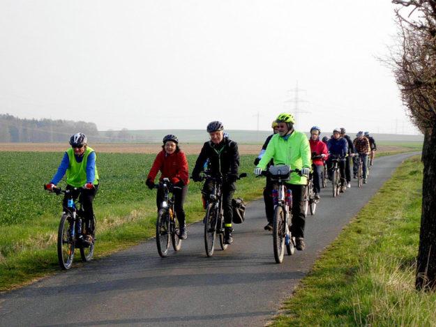 Für die aktuell angebotene Tour muss kein MTB mitgebracht werden, aber ein Fahrrad mit 37mm Mindestreifenbreite wird empfohlen. Foto: nh